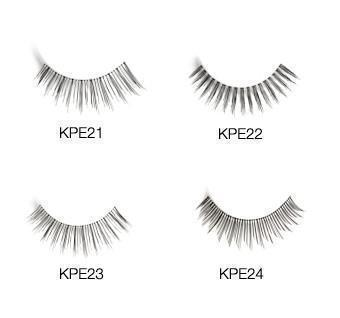 #Kpe21 Full Strip Diva 01 Eyelashes (6Pk)