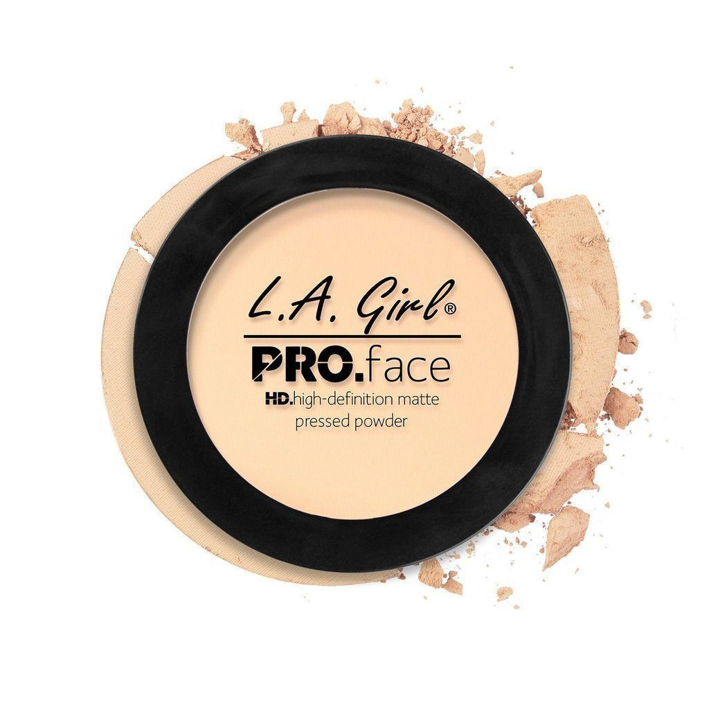 L.A. Girl Pro Face Matte Pressed Powder #GPP