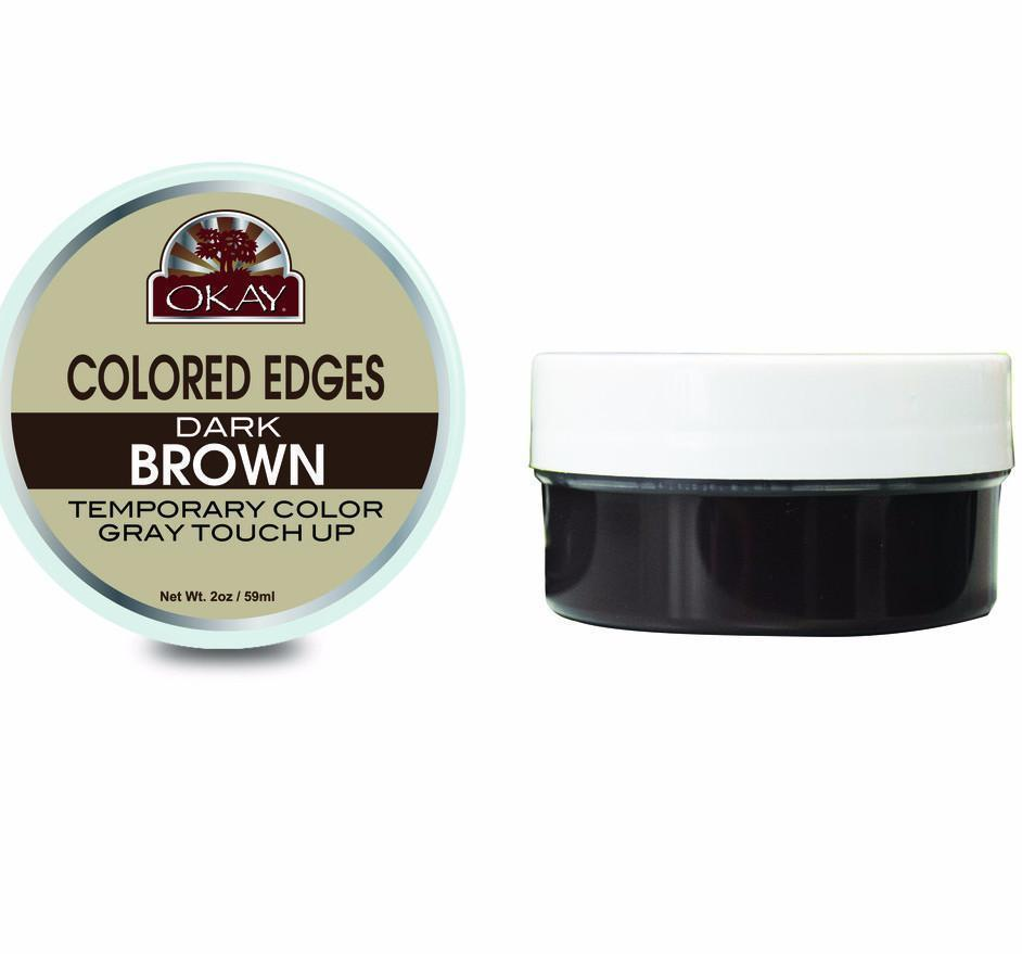 Okay Colored Edges, 0.5oz (12PC)