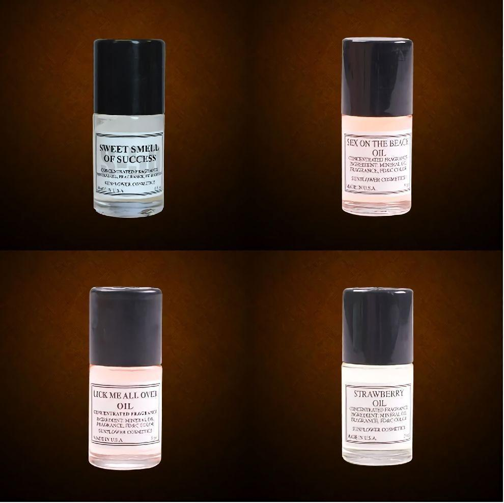 1/2oz Body Oil : Sunflower Cosmetics (6PC)