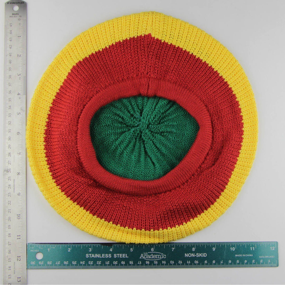 Plain Tam Design Rasta (Pc)