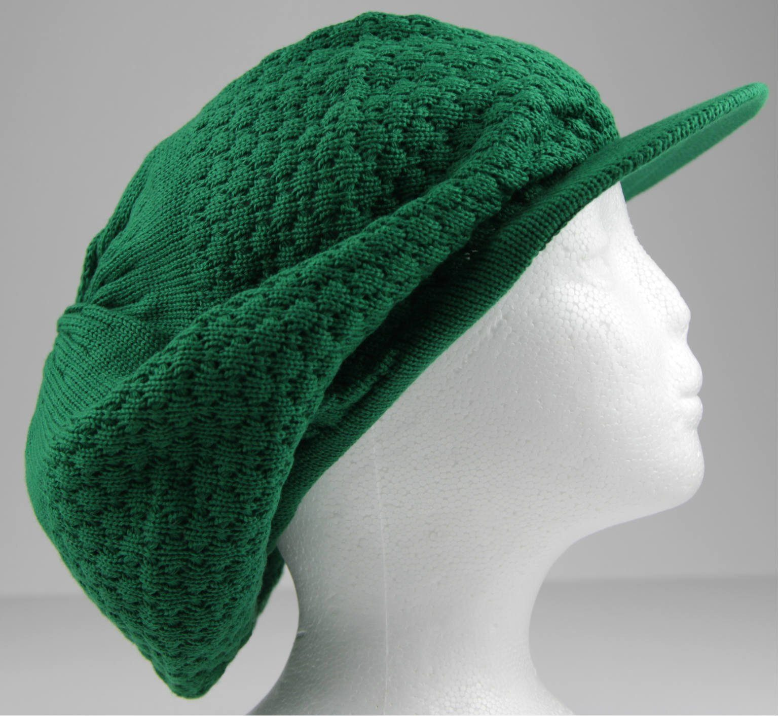 Tam With Cap Green (Pc)