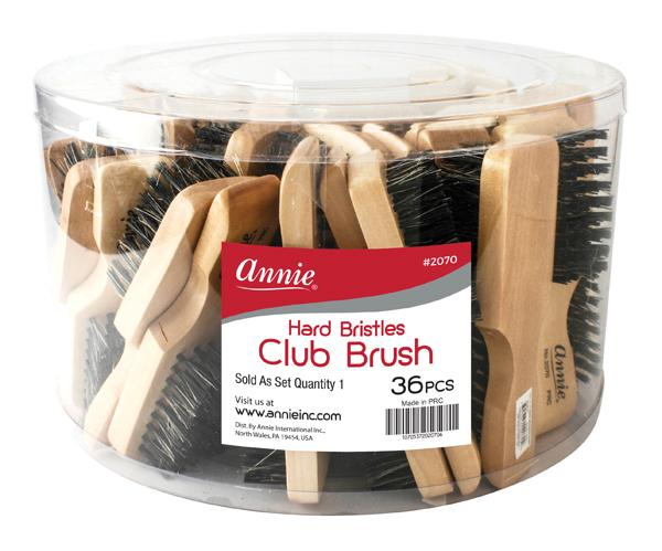 #2070 Annie Mini Club Brush (36Pc/Jar)