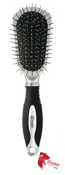 #2234 Annie Salon Fan Cushion Brush Medium