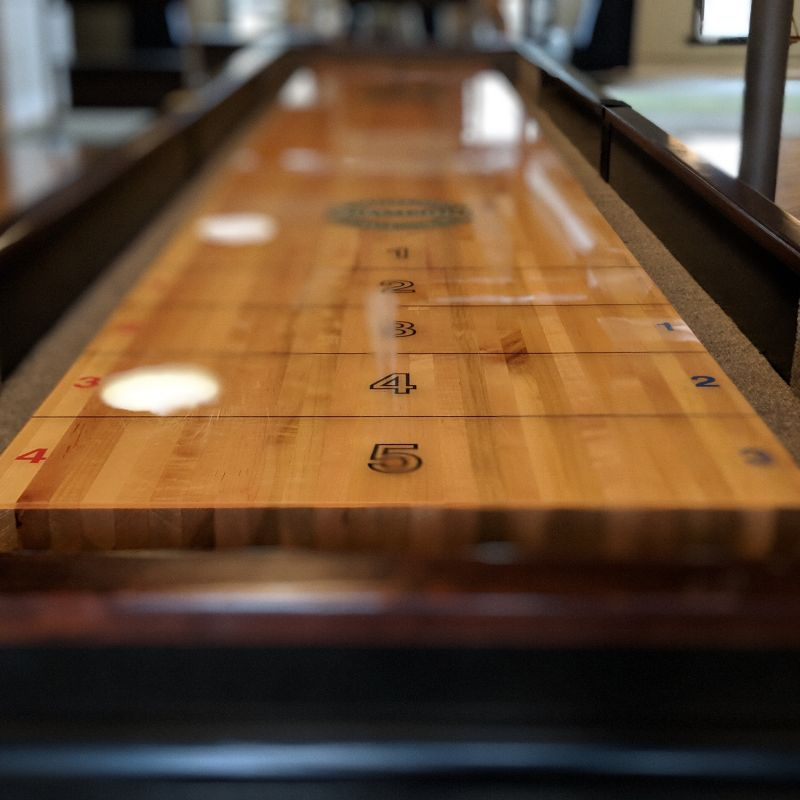 The Best Shuffleboard Tables of 2021 - Gaming Blaze