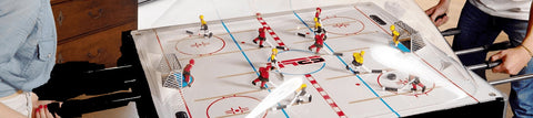 Bubble Hockey Tables by Hathaway