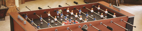 Foosball Tables by Fat Cat