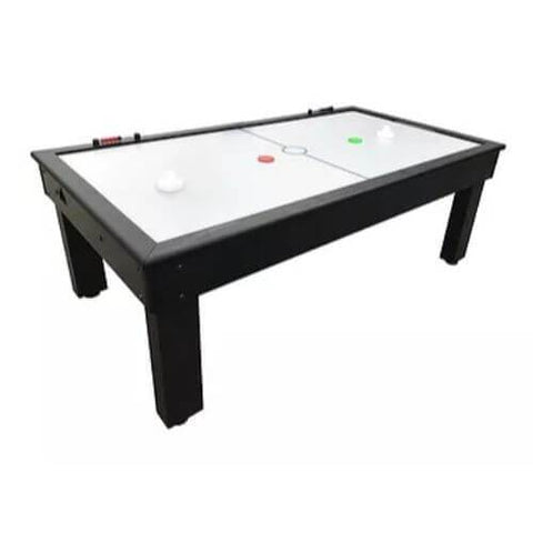 "Performance Games Tradewind CA Black 88"" Air Hockey Table - Game Tables"