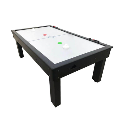"Performance Games Tradewind CA Black 88"" Air Hockey Table - Gaming Blaze"