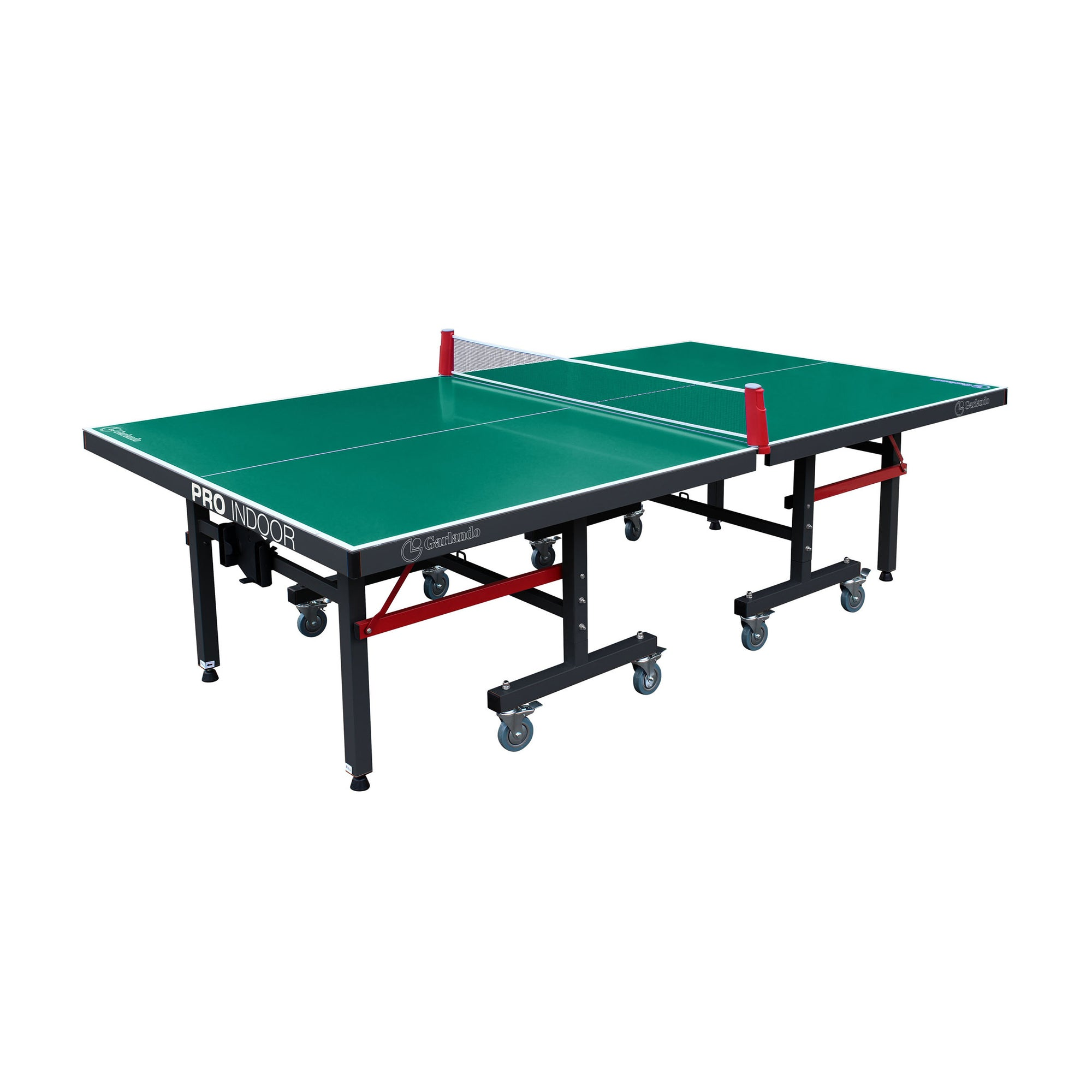 Garlando Pro Indoor Table Tennis Table - Gaming Blaze