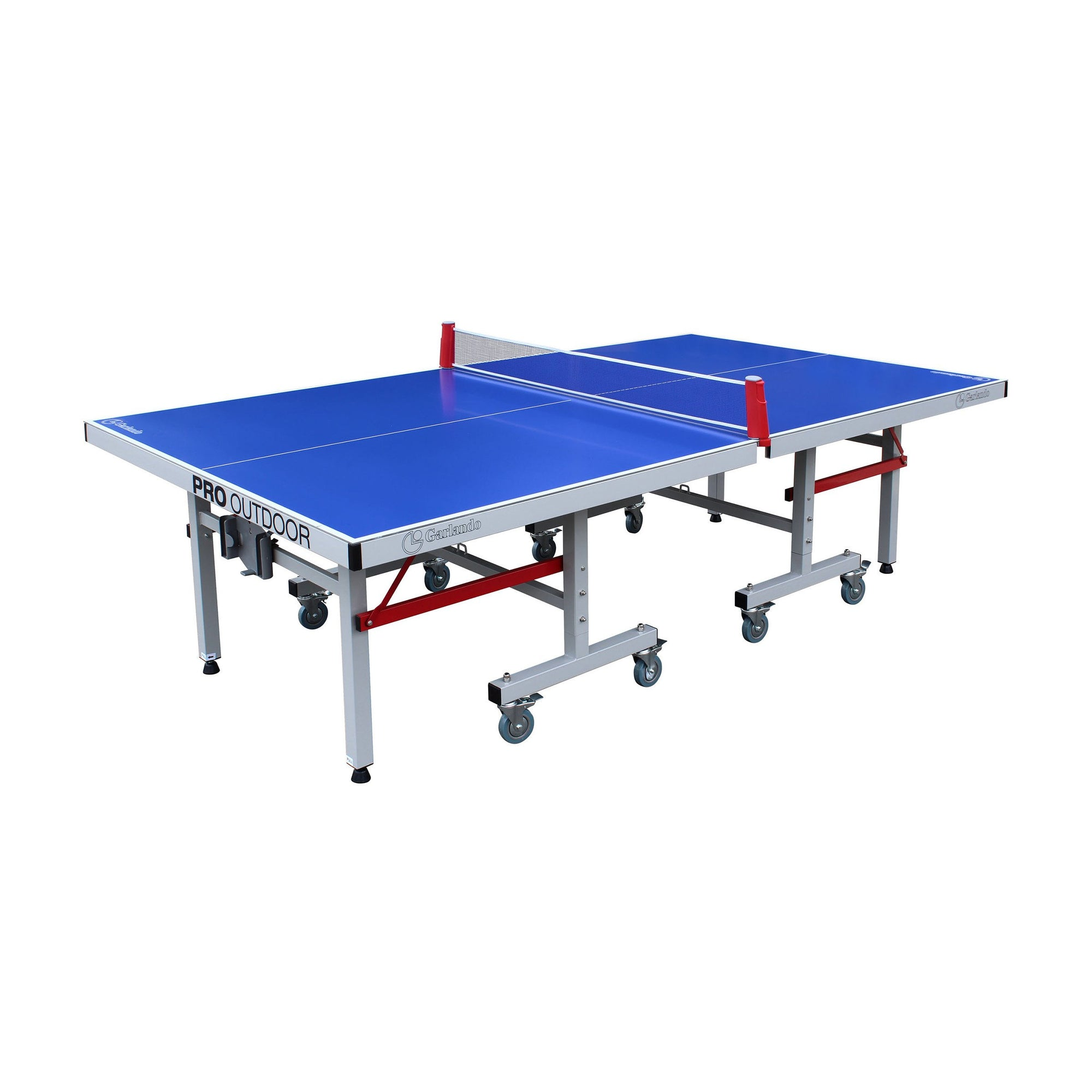 Garlando Pro Outdoor Table Tennis Table - Gaming Blaze