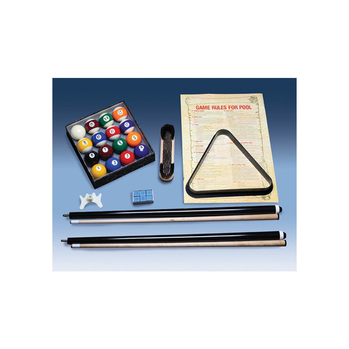 Imperial Pool/Billiard Accessory Kit - Gaming Blaze
