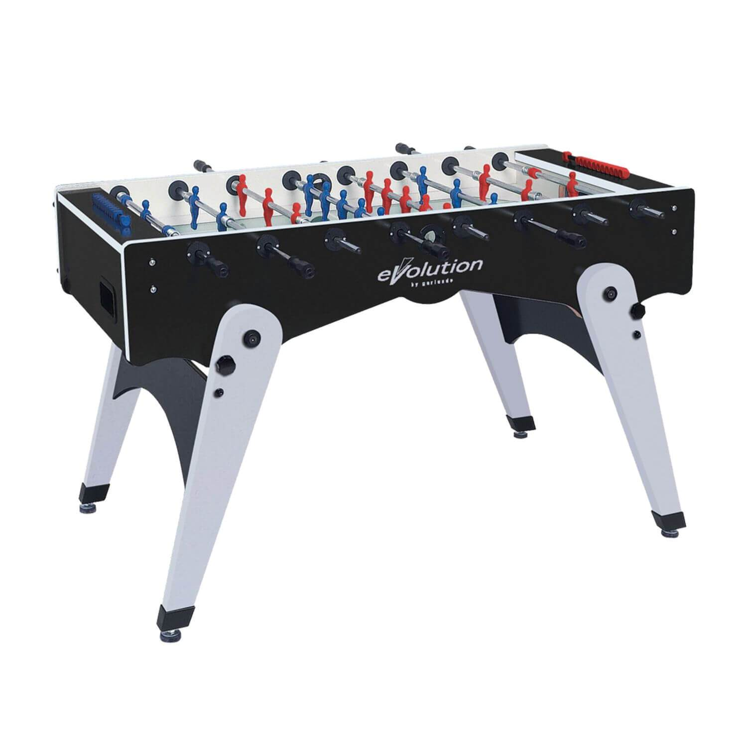 Garlando Foldy Evolution Folding Foosball Table - Gaming Blaze