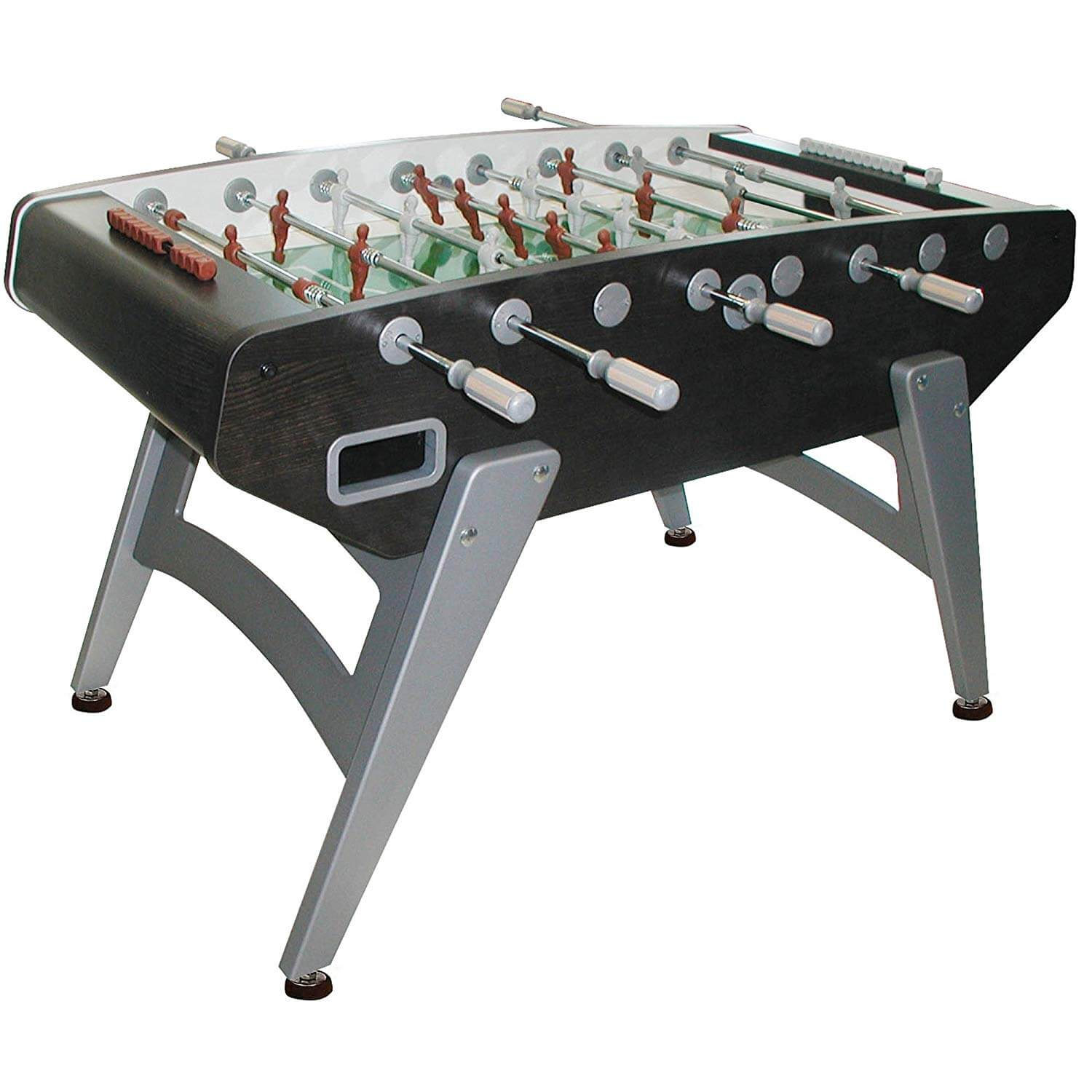 Garlando G-5000 Wenge Foosball Table - Gaming Blaze