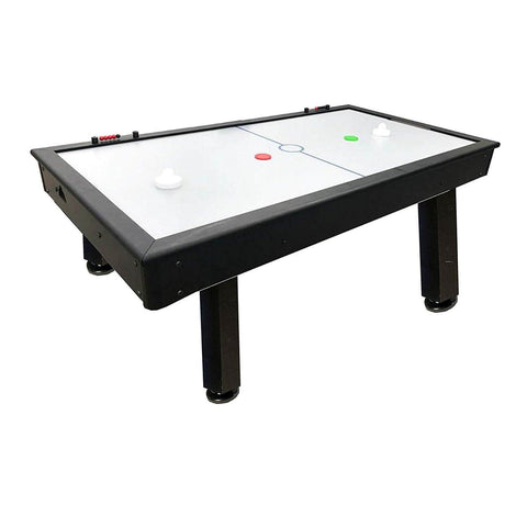 "Performance Games Tradewind R1 Black 88"" Air Hockey Table - Game Tables"