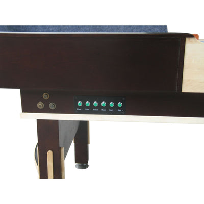 Playcraft Telluride Pro Style Shuffleboard Table with Electronic Scorer - Gaming Blaze