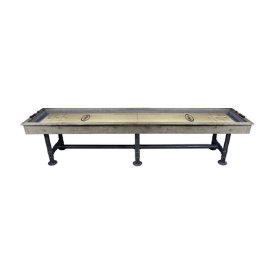 Imperial Bedford 9ft Shuffleboard Table in Silver Mist - Gaming Blaze
