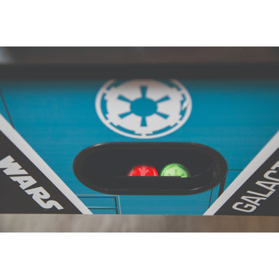 "Hathaway Star Wars™ Death Star Assault 54"" Foosball Table - Gaming Blaze"