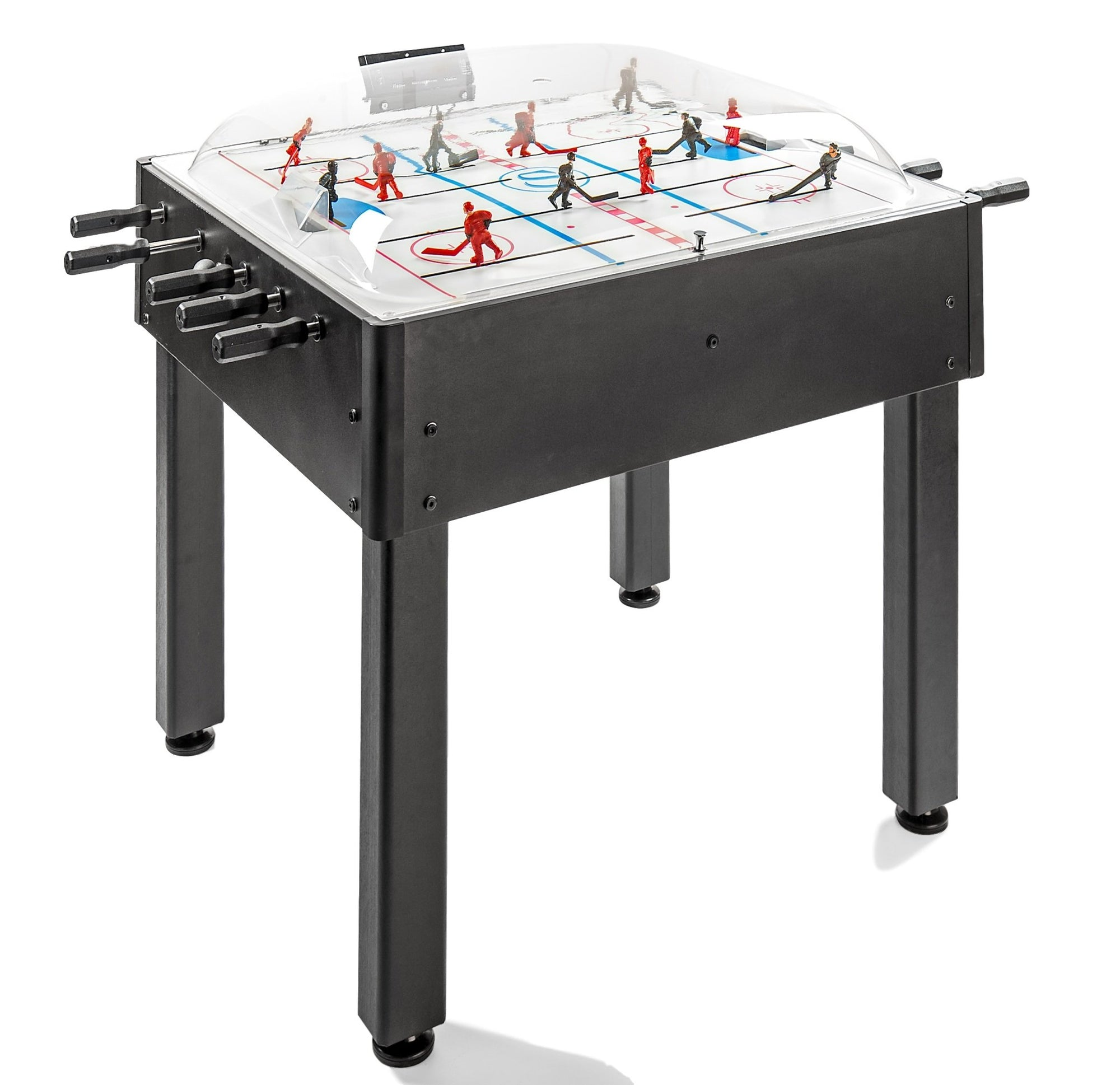 "Shelti Breakout Black Bubble Hockey Table Dome 52"" - Gaming Blaze"