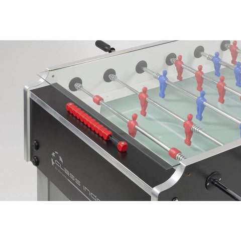 "Garlando Class Indoor 56"" Foosball Table with Glass Top - Game Tables"