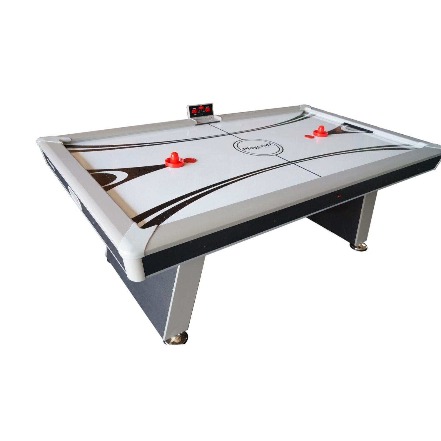 Playcraft Center Ice 7' Air Hockey Table - Gaming Blaze