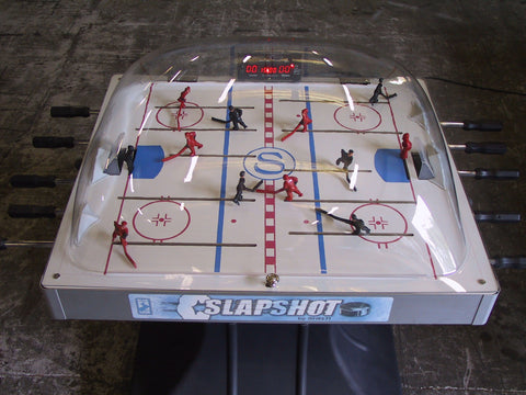 "Shelti Slapshot Bubble Hockey Table Dome 52"" - Game Tables"