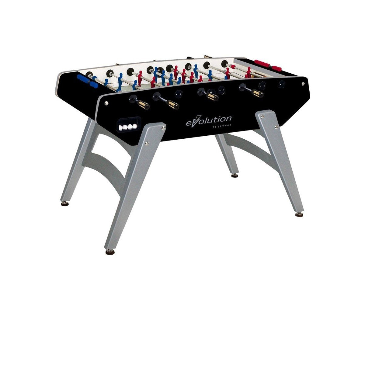 Garlando G-5000 Evolution Foosball Table - Gaming Blaze