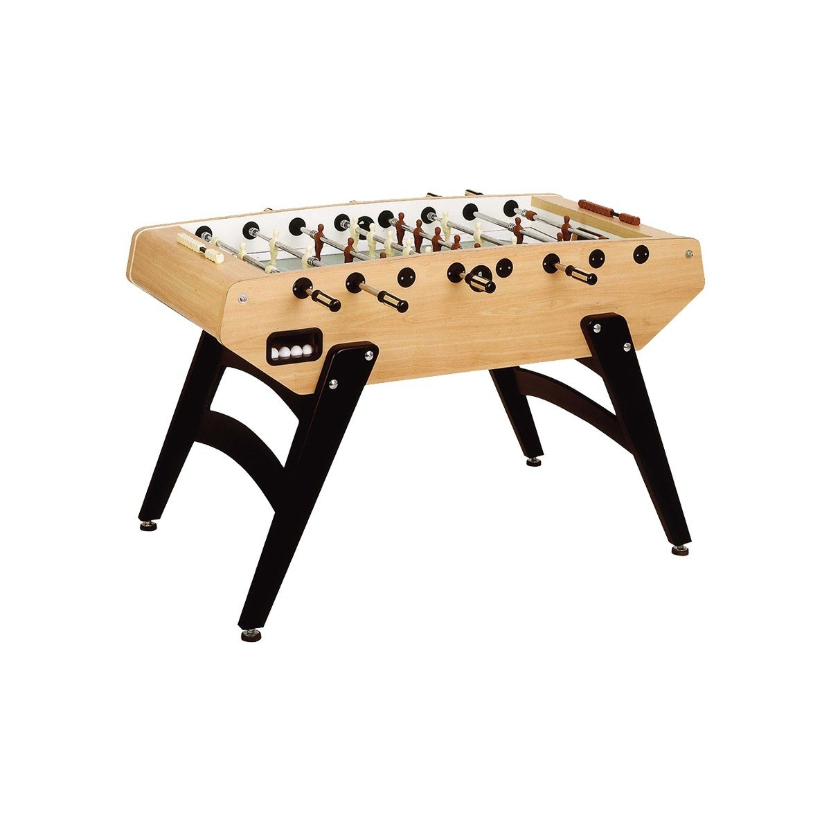 Garlando G-5000 Wood Grained Foosball Table - Gaming Blaze
