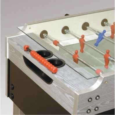 Garlando Olympic Coin Operated Outdoor Foosball Table - Gaming Blaze
