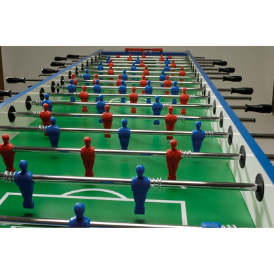 Garlando XXL Indoor Foosball Table 8 Player  - Gaming Blaze