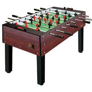 "Shelti Foos 200 Mahogany 55"" Foosball Table - Gaming Blaze"