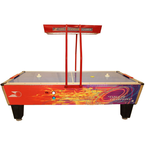 Gold Standard Games Gold Pro Elite 8ft Air Hockey Table - Game Tables
