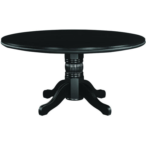 "Round Dining Poker Table - Convertible 8 Person 60"" by RAM - Gaming Tables"