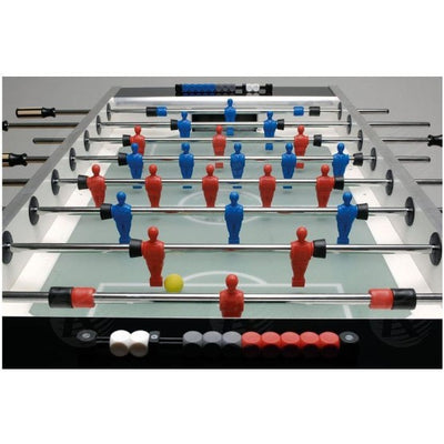 Garlando World Champion Coin Operated Foosball Table - Gaming Blaze