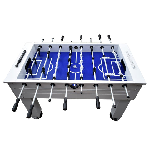 "Hathaway Highlander Waterproof 55"" Outdoor Foosball Table - Game Tables"