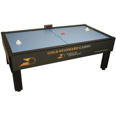 Gold Standard Games Home Pro Elite 7ft Air Hockey Table - Gaming Blaze