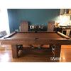 Playcraft Willow Bend Slate Pool Table with Optional Dining Top & Bench
