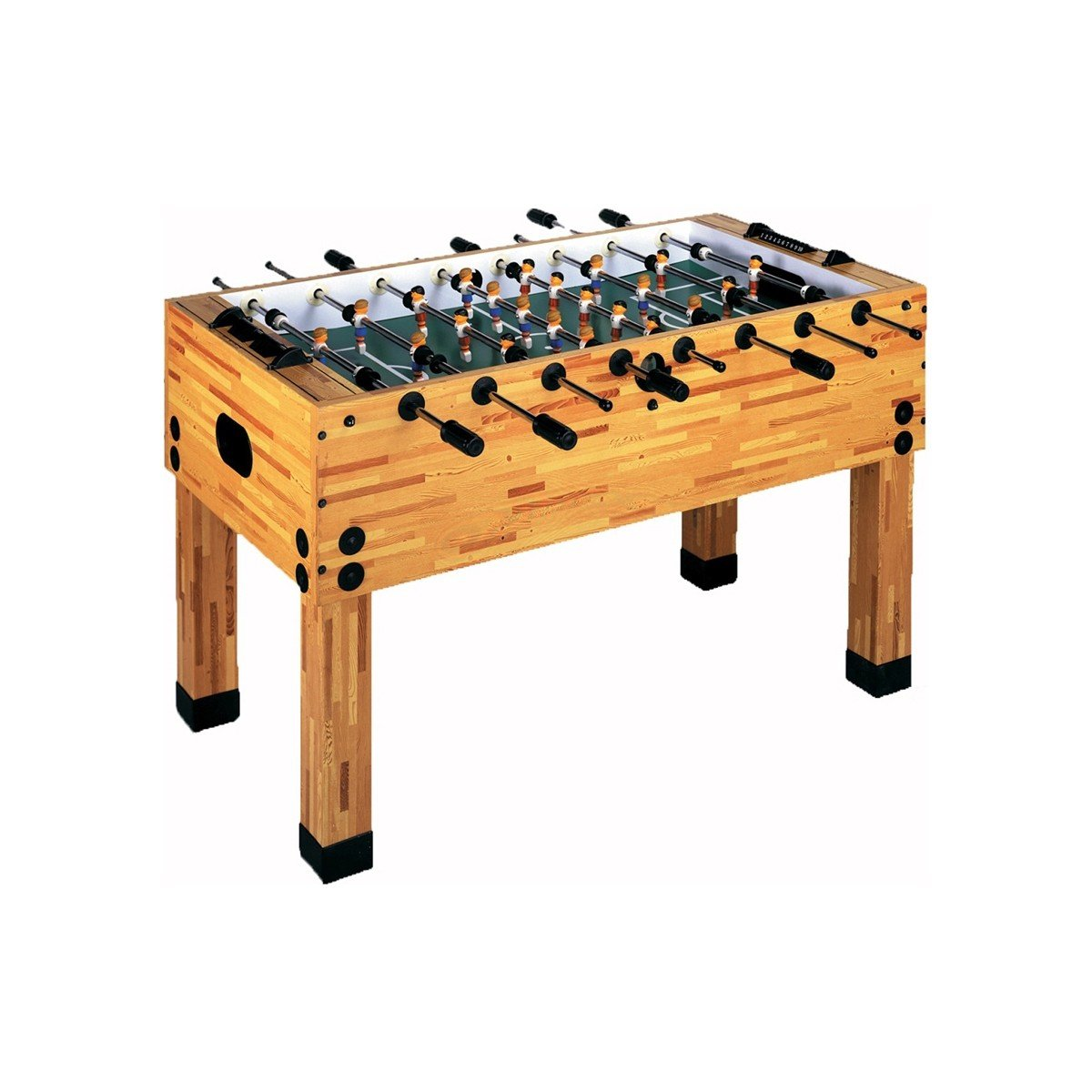 Imperial Butcher Block Foosball Table - Gaming Blaze