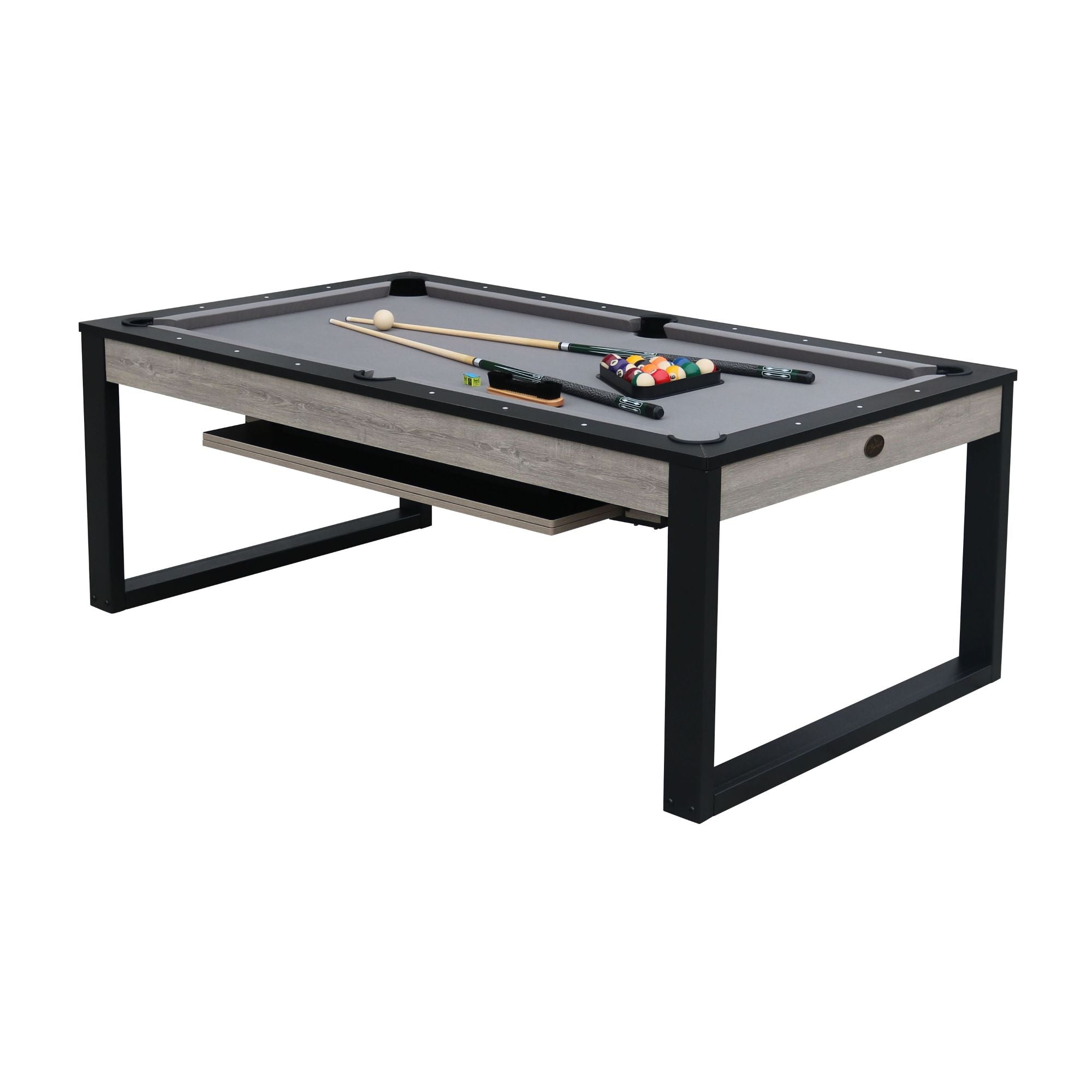 Playcraft Cascades 7' Pool Table with Dining Top - Gaming Blaze