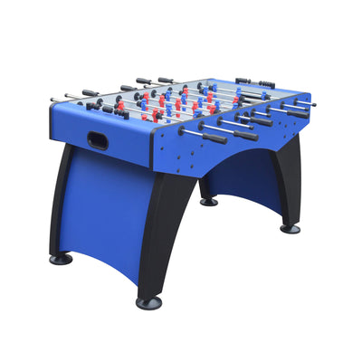 "Hathaway Ventura 55"" Foosball Table with Bonus Electronic Dart Board - Gaming Blaze"