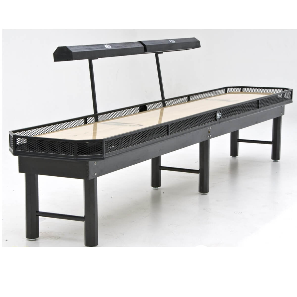 Hudson Octagon Shuffleboard Table 9'-22' - Gaming Blaze