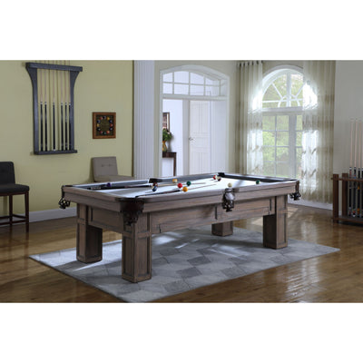 Playcraft Cooper Creek 8' Slate Pool Table