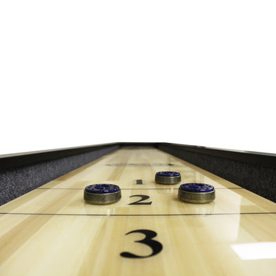Imperial Penelope 12ft Shuffleboard Table - Gaming Blaze