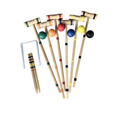 Playcraft Sport Deluxe Croquet Set - Gaming Blaze