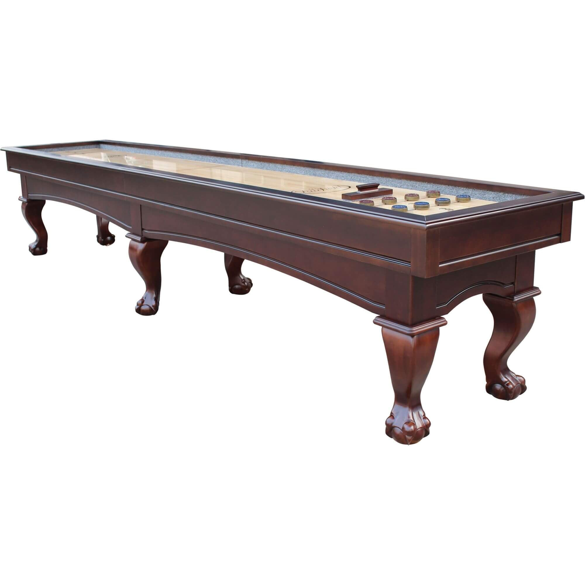Playcraft Charles River Pro-Series Shuffleboard Table - Gaming Blaze