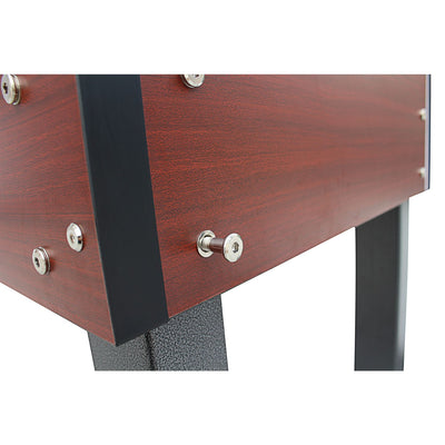 Playcraft Tournament Foosball Table Cherry Finish - Gaming Blaze