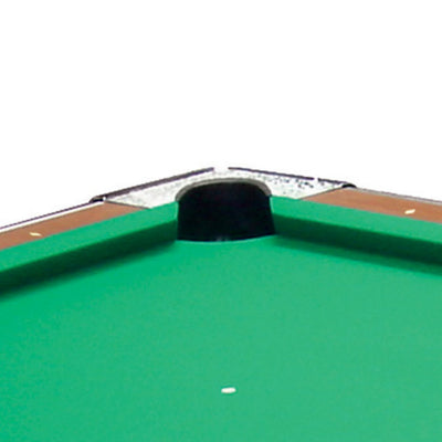 "Shelti Bayside Cherry 93"" Slate Pool Table - Gaming Blaze"