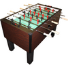 "Shelti Pro Foos II Deluxe Mahogany 55"" Foosball Table - Gaming Blaze"