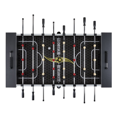 "Fat Cat Revelocity 60"" Foosball Table - Gaming Blaze"