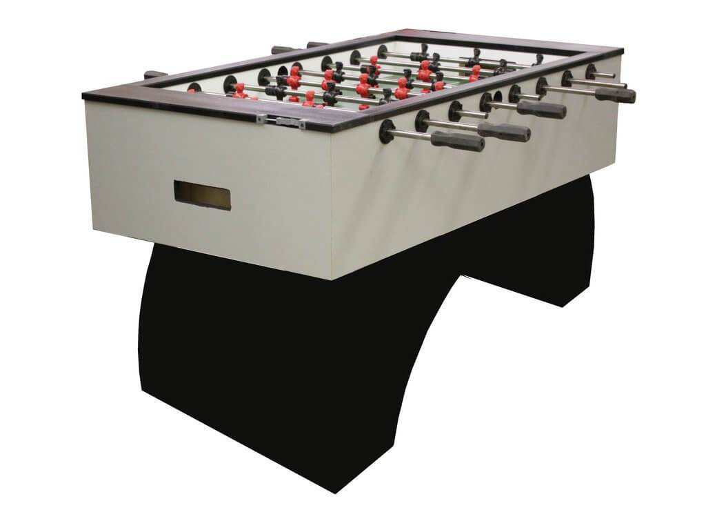 "Performance Games Sure Shot IS Curved Black Legs Foosball Table 56"" - Gaming Blaze"